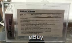 1985 Nike Michael Jordan Rookie Gem Mint BGS 9.5 In Perfect Case! Rare