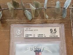 1993 Sp Foil Derek Jeter #279 Rookie Rc Yankees Gem Mint Bgs 9.5 = Psa 10