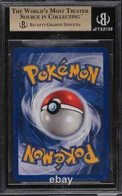 2000 Pokemon Neo Genesis 1st Edition Holo Typhlosion #17 BGS 9.5 GEM MINT
