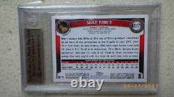 2011 Topps Update, MIKE TROUT RC #US175 BGS Grade 9.5 Gem Mint / 10 Surface