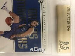 2018 19 Panini Encased #170 Luka Doncic Auto RC BGS 10 / 9.5 Gem mint #2 Of 75