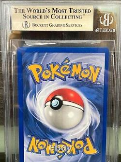 BGS 9.5 Pokemon Charizard Base Set Unlimited 4/102 GEM MINT PSA 10