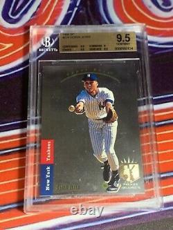 Derek Jeter 1993 SP Foil ROOKIE RC #279 BGS 9.5 GEM MINT
