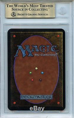 MTG Alpha Mox Ruby BGS 9.5 Gem Mint Magic WOTC Card 8130