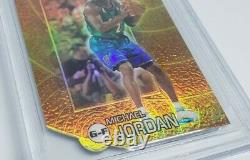 Michael Jordan 2002-03 Topps Pristine Gold Refractor 24/99 BGS 9.5 Gem Mint Rare