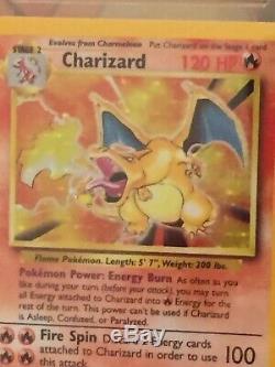 Pokemon 1999 Base Charizard BGS 9.5 Holo Gem Mint Cheapest on eBay