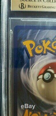 QUAD 9.5 BGS Charizard 1999 Pokemon Base #4/102 Holo Rare GEM MINT PSA 10