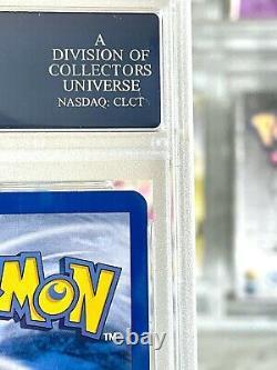 Shining Charizard Holo Pokemon Card Unlimited Neo Destiny 107/105 BGS PSA 10 GEM