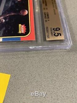 1986-1987 Fleer Basketball Gem Mint Michael Jordan Recrue Rc # 57 Bgs 9.5