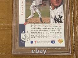1993 Sp Foil Derek Jeter #279 Rc Rookie Card Beckett Bgs 9 Avec Gem Mint 9.5