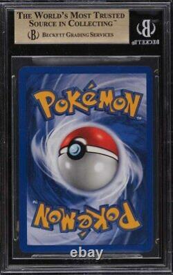 2000 Pokemon Neo Genesis 1ère Édition Holo Lugia #9 Bgs 9.5 Gem Mint