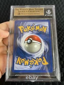 2000 Pokemon Neo Genesis Lugia #9 1ère Édition Gem Mint Bgs