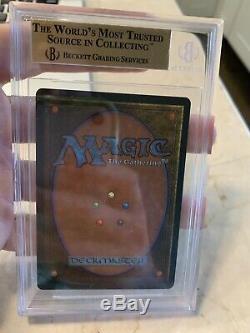 Atelier Mishras Antiquités Bgs 9.5 Gem Mint / 10 Beckett Couche De Forme