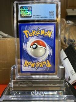 Base Setpikachu 58/102 Pokemon Card Cgc 9.5 Gem Mint Bgs Psa Sa2