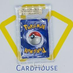 Bgs 9.5 Gem Mint Charizard 1ère Édition Base Dutch Pokemon Holo 1999 Wotc Clean