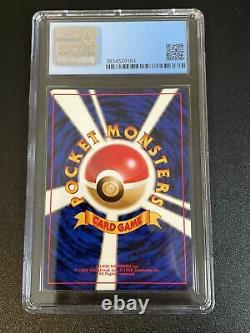 Cgc 9.5 Gem Mint Dragonite Gameboy Japonais Promo 1998 Pokemon Holo Psa Bgs