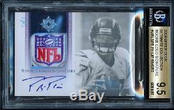Correctif NFL 1/1 Bgs 9.5 Gem Mint De La Collection Ultime 2004 De Philip Rivers