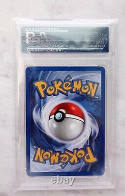Dark Charizard Holo Pokemon Card Team Rocket 4/82 Bgs Psa 10 Gem Menthe