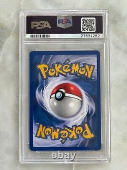 Dark Machamp Holo Pokemon Card 1ère Édition Team Rocket 10/82 Bgs Psa 10 Gem Mint