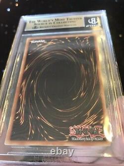 Gem Menthe Yu-gi-oh! Dark Duel Stories Dark Magician Dds-002 Psa 10 Bgs 9.5 Glossy