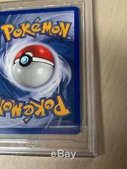 Gem Mint Bgs 9.5 1999 Pokemon De Base Première Édition Dracaufeu Fresh Pack Épais
