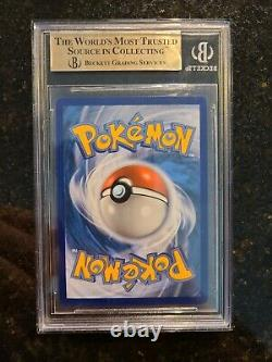 Pokémon Charizard Vmax Shiny Shining Fates Sv107/sv122 Bgs 9.5 Gem Mint