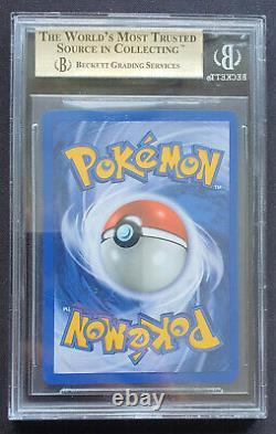 Pokemon Lugia 1. Edition Neo Genesis Holo Bgs 9.5 Gemmint/ Psa10 Englisch