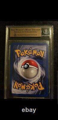 Pokemon Lugia 2000 Neo Genesis 1ère Édition Holo 9/111 Bgs 9.5 Gem Mint Beckett