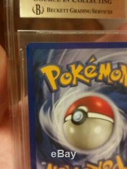 Pokemon Neo Destin Brillante Charizard Secret Bgs Rare 9.5 Gem Mint! Psa 10