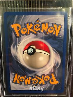 Pokemon Neo Destiny Bgs 9.5 (10 10 9.5 9.5) Gem Mint 1ère Édition Brillant Mewtwo